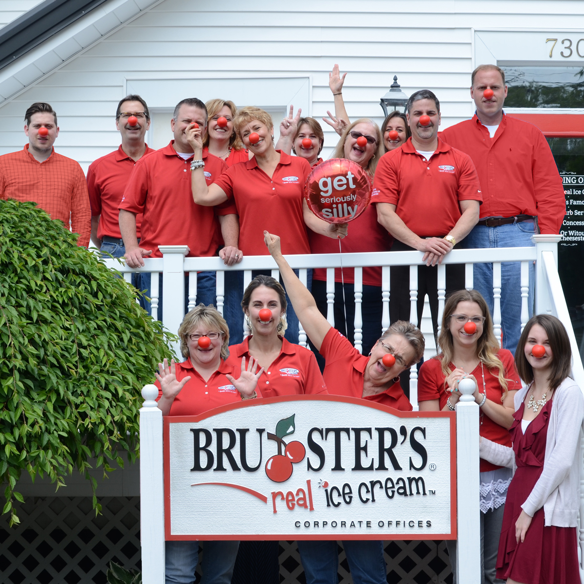 Bruster's Corporate Team