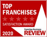 Top Franchises Satisfaction Award