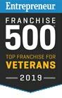 Entrepreneur - Top Franchise for Veterans