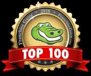 Franchise Gator - Top 100 award